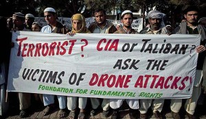 Pakistan Drone Victims