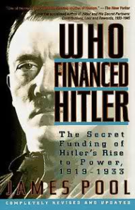 hitler financed