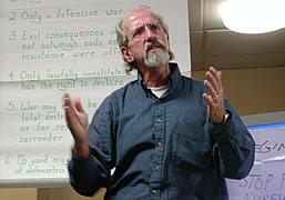 mike teaching