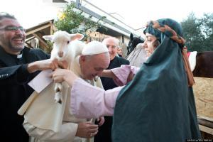 Italy Pope Epiphany