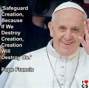 Francis creation