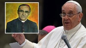 Pope francis oscar romero