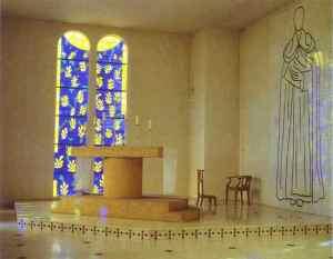 Matisse Altar