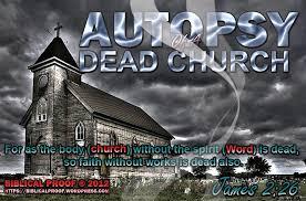 dead-church