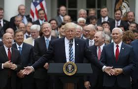 trump's audience