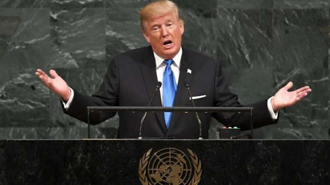 Trump @ UN
