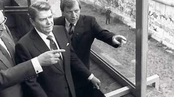 Reagan wall