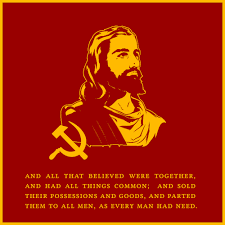 Jesus Communist
